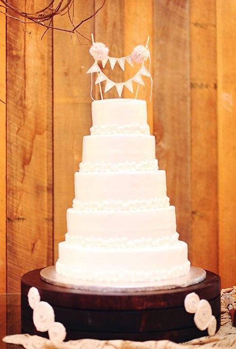 dNqCTHuM7Jw - 23 Белоснежных свадебных торта