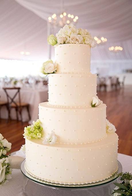 FwMLagO2cSE - 23 Белоснежных свадебных торта