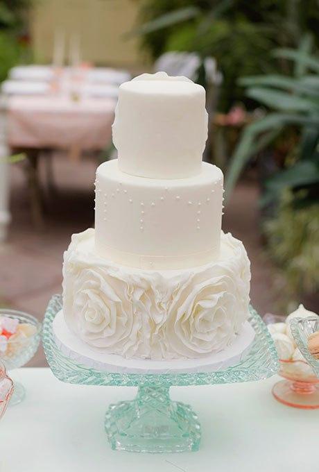 w2uv5sT63Ws - 23 Белоснежных свадебных торта