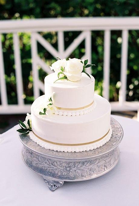 fMBjOqoiZyo - 23 Белоснежных свадебных торта