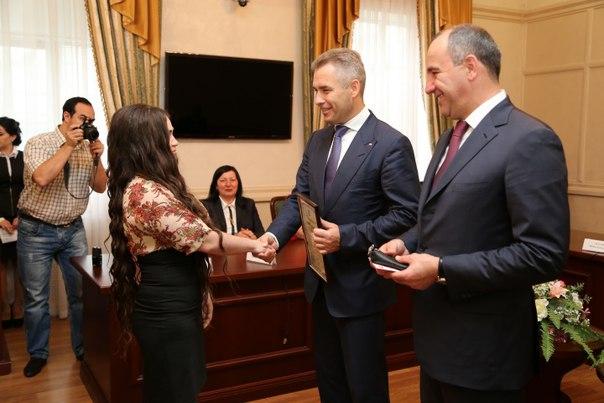 КЧР посетил Уполномоченный при Президенте РФ по правам ребенка П. Астахов