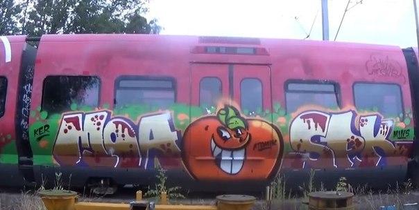 graffiti copenhaguen