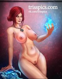 Эротическое видео из видеоигр