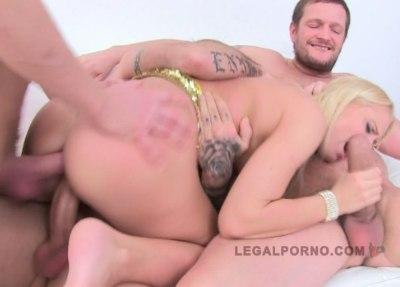 3 on 1 Vanda Lust Video
