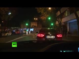 В Париже при нападении на концертный зал Батаклан погибли около 100 человек