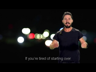 Enjoyker и shia labeouf - just do it