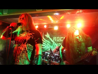 Ungoliantha - The Old Blind Man (New Song) (Live at