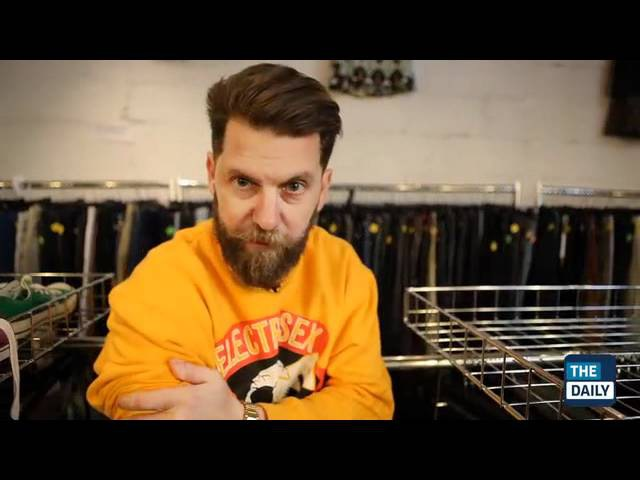 How to dress your age with Gavin McInnes