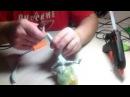 Как починить ногу кукле монстер хай