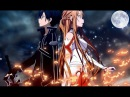 Кирито и Асуна Мастера Меча Онлайн SAO Movie