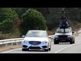 Mercedes-Benz TV: The new E-Class commercials – behind the scenes.