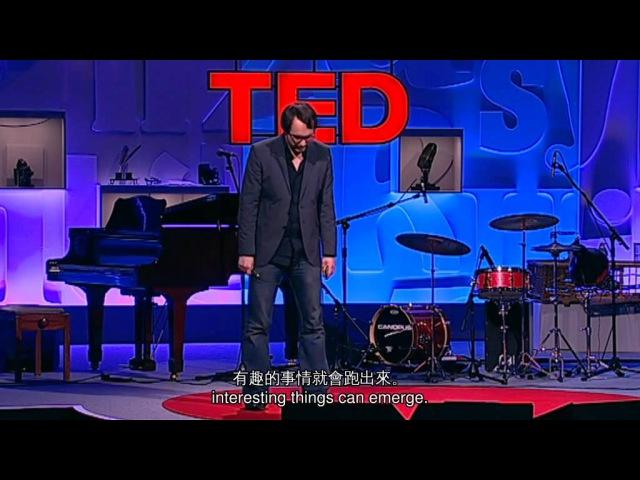 TED 中英字幕 David McCandless:資料視覺化的美麗