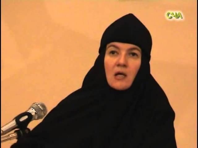 Монахиня Нина Тепло домашнего очага Беседа 1 Счастливая семья Утопия или реальность