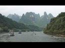 Li River Cruise, Guangxi, China in 4K (Ultra HD)