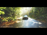 Autumn Drift with Yeti - BMW e30