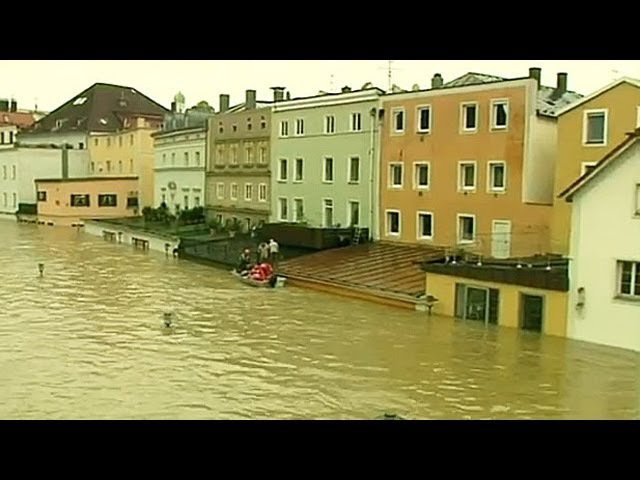 BBC Learning English: Video Words in the News: Floods in Europe (5th June 2013)