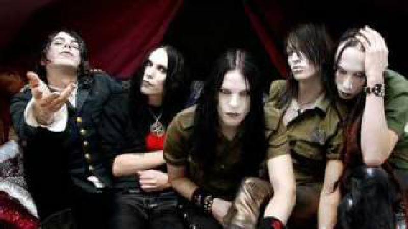 Deathstars - Venus in arms(with lyrics)