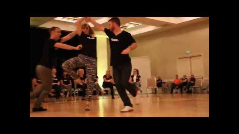 Swingtacular 2015 Invitational 3FA John Kirkconnell Christopher Dumond Tara Trafzer
