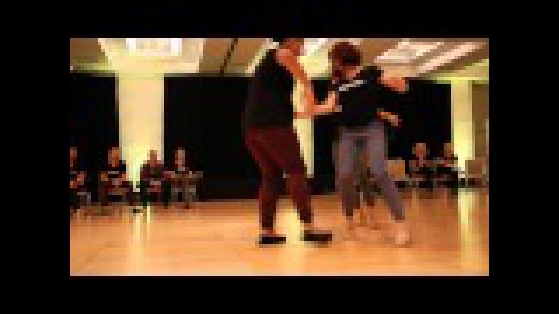 Swingtacular 2015 Invitational 3FA John Piper Alyssa Glanville Yenni Setiawan