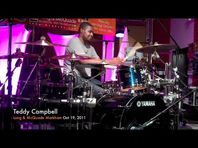 Teddy Campbell Tim Carmon