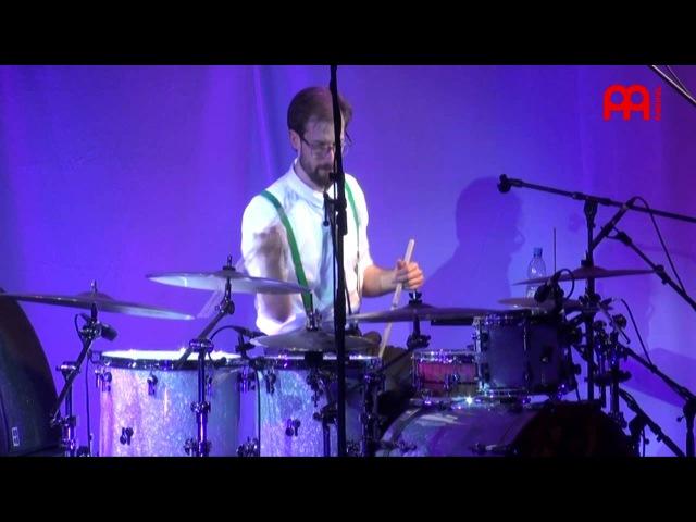 MEINL DRUM FESTIVAL 2012 - Benny Greb / Drio - Full Drum Solo