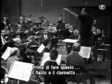 Carlos Kleiber in rehearsal &amp in concert - Johann Strauss - Die Fledermaus - 1970 DITA COMPLETE!