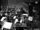 Carlos Kleiber in rehearsal in concert Johann Strauss Die Fledermaus 1970 D ITA COMPLETE