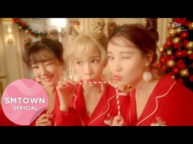 Girls Generation-TTS - Dear Santa