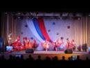 веселая карусель .танец матрешек 04 12 2015