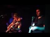 Debbie Davies  Dave Gross swap Albert Collins riffs in New Haven