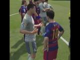 Роналду и Месси, FIFA 16