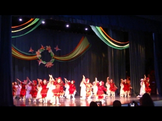 Выступление Дом культуры 30.11.2015 День матери