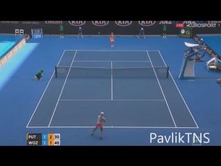 Caroline Wozniacki vs Yulia Putintseva Highlights ᴴᴰ Austral