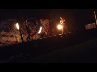 Трюки с огнем! [2]