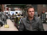 ET Canada Video - Stephen Amells Daughter On TMNT2
