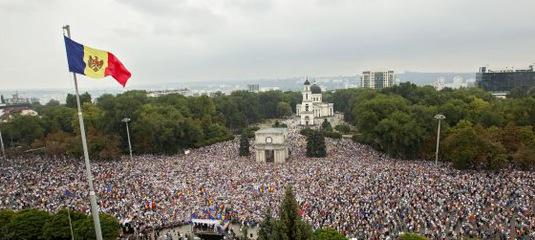 Moldova Devletinin Bütçe Gelirleri Arttı