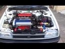 AE94 Toyota Corolla 4AGE 20V Silvertop Engine clicking sound