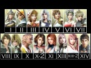 Final Fantasy - All Battle Themes