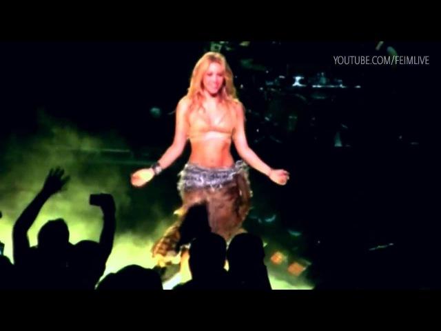 Shakira - Ojos Asi (Full - Live at the Madison Square Garden, New York - Professional recording) HD
