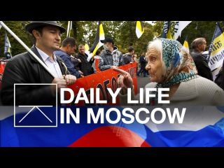 What Life Is Really Like In Moscow, Russia