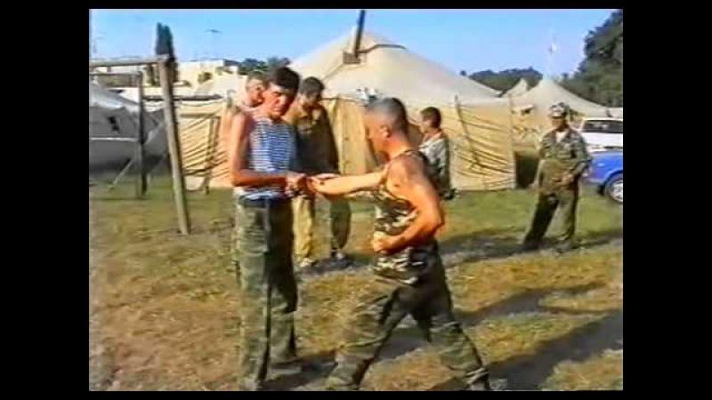 ч10 Защита от ударов ногами Подполковник спецназ ГРУ Лавров Lavrov specnaz gru русский стиль