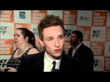 Eddie Redmayne at the Premiere of Michelle Williams'