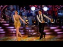 Sophie Ellis-Bextor Brendan Charleston to Rock It For Me - Strictly Come Dancing - BBC One