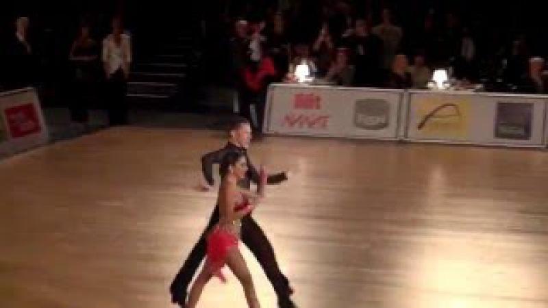 Mazur - Polonskaya, RUS | 2015 World LAT Final Presentation S