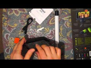 Штатив для селфи MELKCO i-mee, белый [imsfmpwe] Rolipod Selfie обзор для Ситилинка