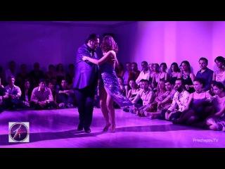 Mariano Chicho Frumboli and Juana Sepulveda, 6-6, International Istanbul Tango Festival 2014