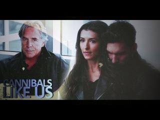 » cannibals like us {Jules/Wick/Hap}