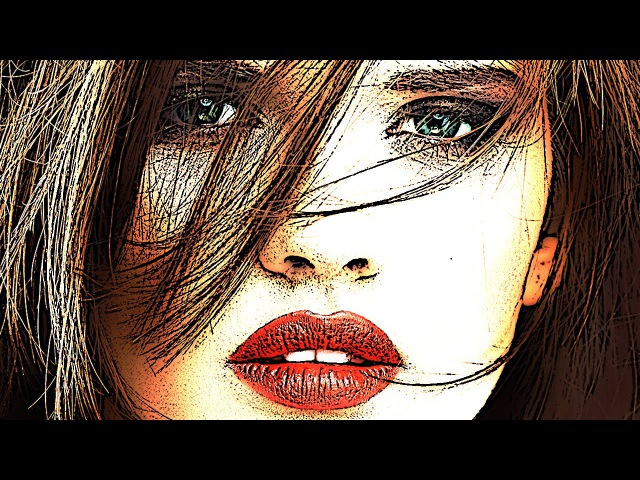 1Photoshop: Quickly Transform Photos in Pop Art-style Cartoons\\11