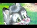 Видео книжки для малышей Кот Василий