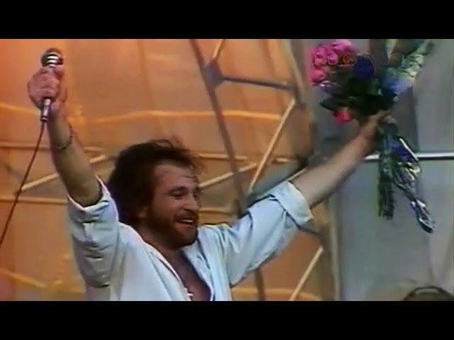 Игорь Тальков Спасательный круг концерт в Одессе август 1990 год